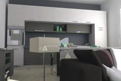 DPARCHITETTURE - Ristrutturazione appartamento ND e proposta d'arredo